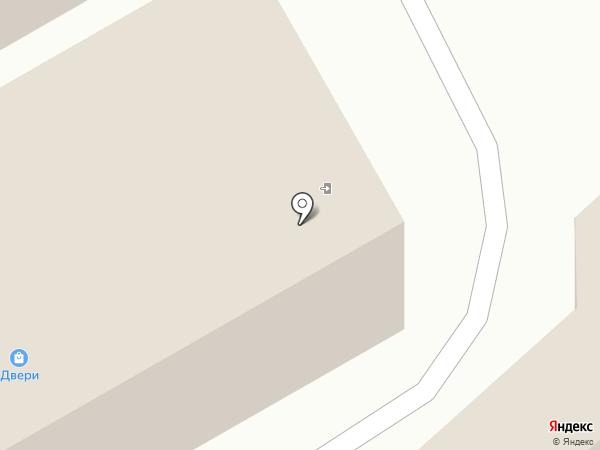 Металл-ДК на карте Реутова