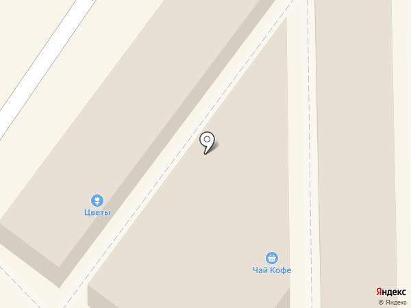 Торгово-сервисная компания на карте Ясиноватой