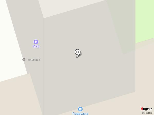 Ортопедический салон на карте Реутова