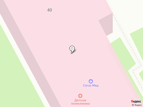 РОСНО-МС на карте Пушкино