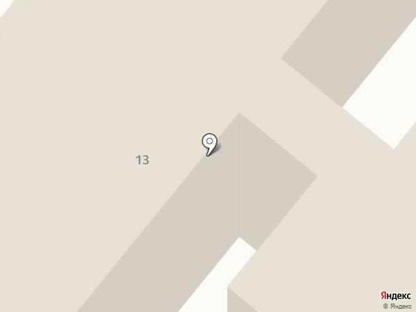 Отдел полиции по г. Реутов на карте Реутова
