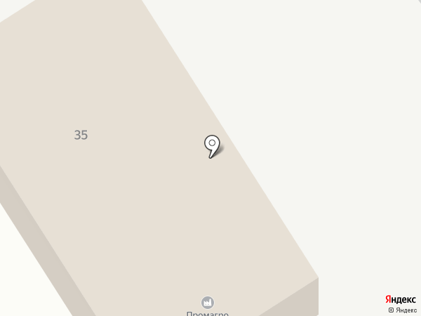 ПромАгро на карте Старого Оскола