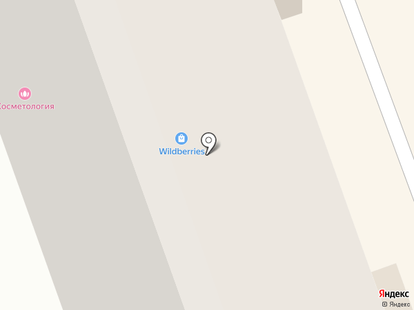 Магазин пальто на карте Реутова