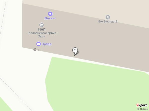 Адвокатский кабинет Квасова Е.Е. на карте Реутова