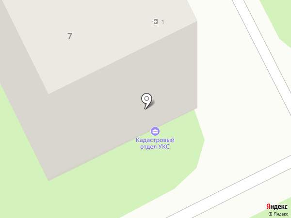 Центр развития земельно-имущественного комплекса, МБУ на карте Пушкино