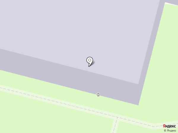 Детский сад №47, Радуга на карте Правдинского