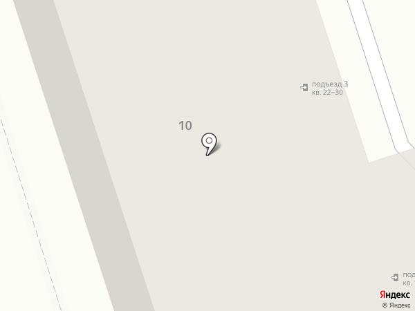 Мини-маркет на карте Реутова