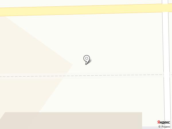 Киоск по продаже фастфудной продукции на карте Ясиноватой