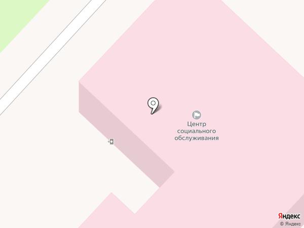 Червоногвардейский отдел государственной исполнительной службы Макеевского городского управления юстиции на карте Макеевки