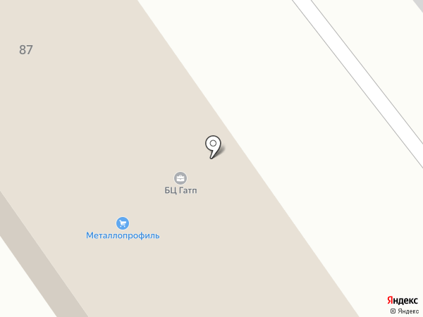 АвтоПромСнаб на карте Старого Оскола