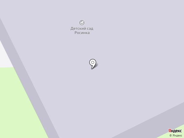 Детский сад №18 на карте Пушкино