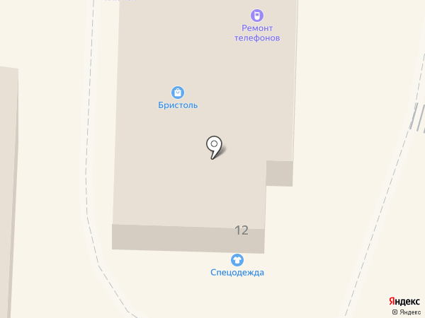 Ремонтная мастерская на карте Королёва