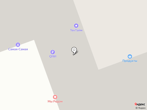 MODERN-STILE на карте Реутова