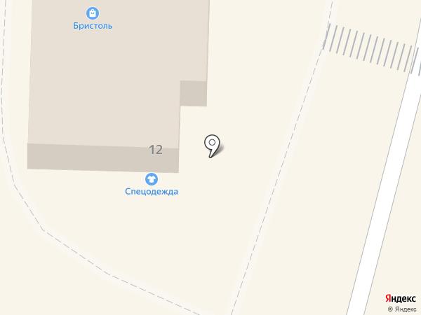 Рыболов на карте Королёва