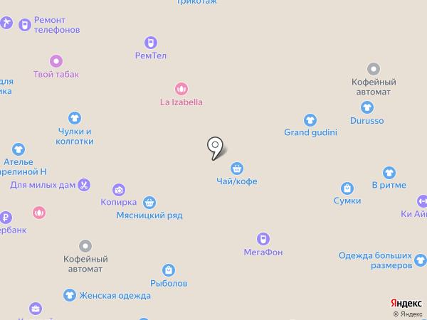 Jasmen Tour на карте Реутова