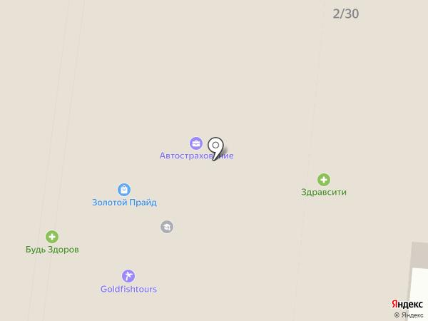 Центр внешкольной работы на карте Королёва