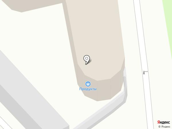 Башня на карте Реутова