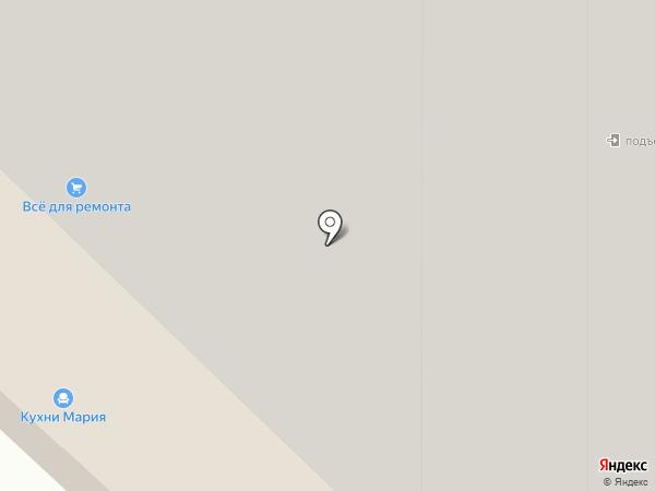 Мария на карте Люберец