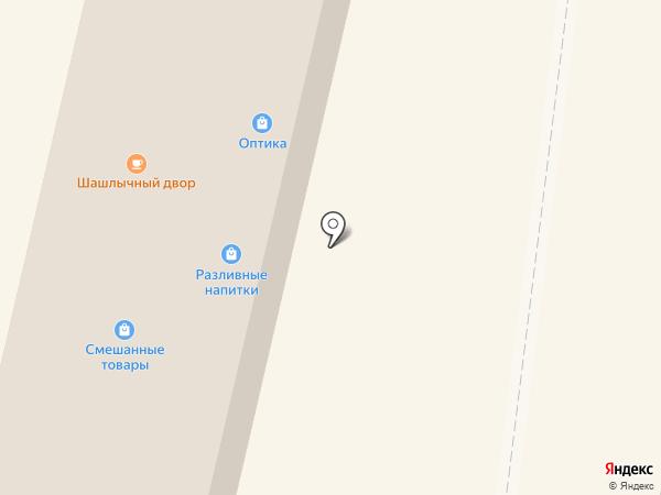 Мерный Лоскут на карте Королёва