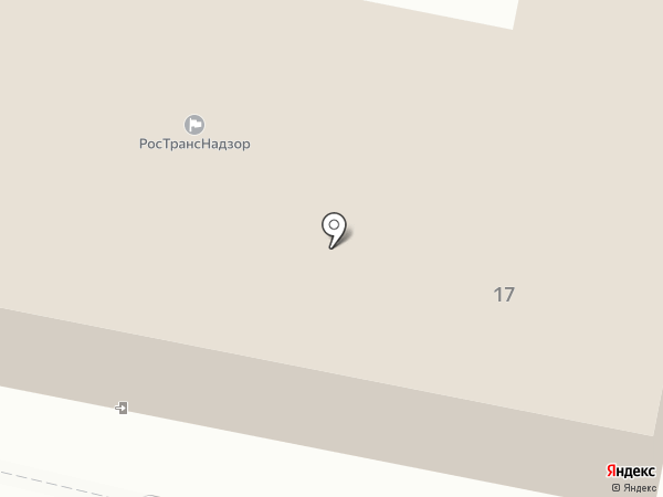 Управление государственного автодорожного надзора по Московской области на карте Реутова