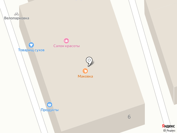 Жанна на карте Реутова