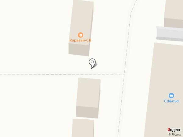Каравай СВ на карте Королёва