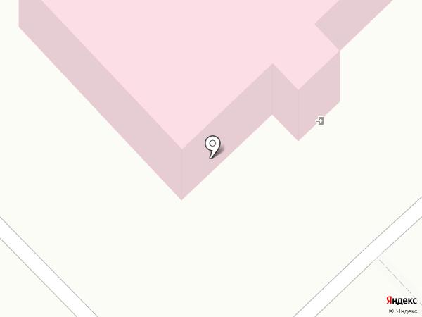 Фламена на карте Реутова