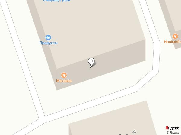 Дружба на карте Реутова