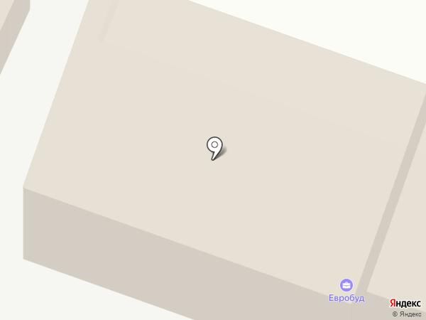 Дон-терминал на карте Макеевки