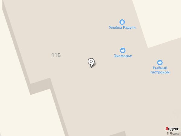 Магазин дисков на карте Реутова
