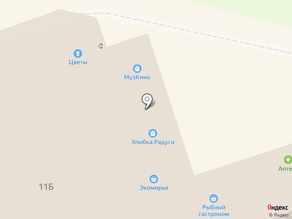 Панорама на карте Реутова