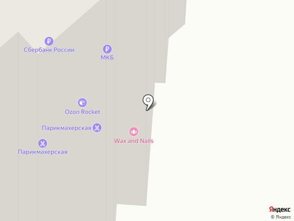 Платежный терминал, Московский кредитный банк, ПАО на карте Дзержинского