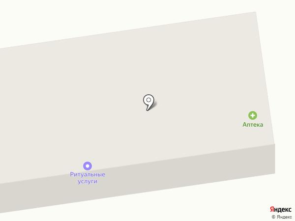 Домовой на карте Макеевки