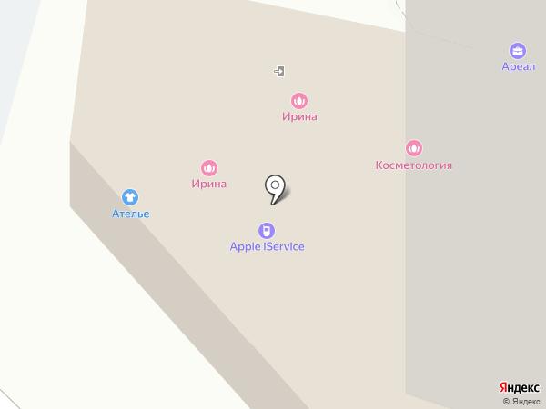 Домашний на карте Люберец