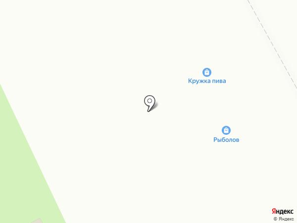 Профо на карте Пушкино