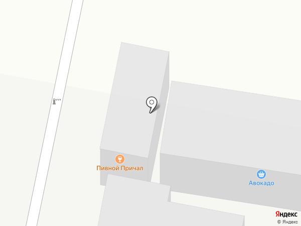 ПаллетСити на карте Пушкино
