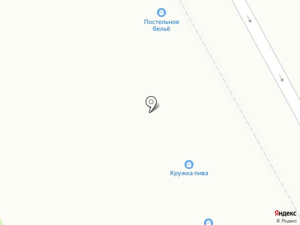 МиС на карте Пушкино
