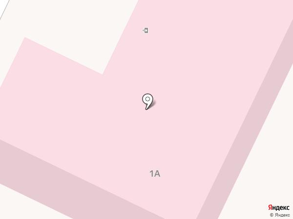 Амбулатория, Центр первичной медико-санитарной помощи №5 на карте Макеевки