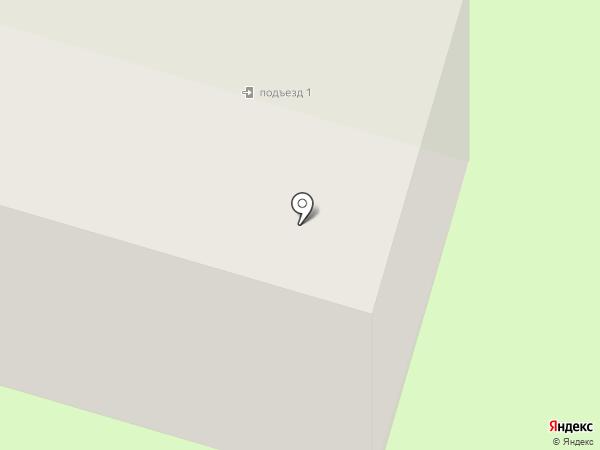 Продуктовый магазин на карте Правдинского
