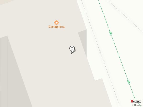Магазин обуви на карте Реутова
