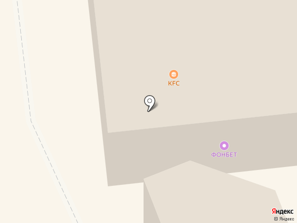 KFC на карте Королёва