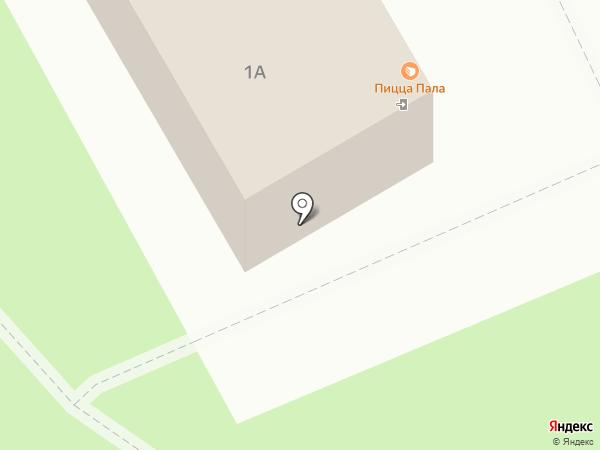 1xbet на карте Пушкино