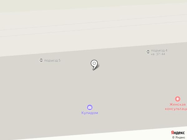 Аптека №186 на карте Макеевки