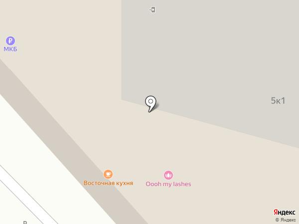 Хинкальная на карте Люберец