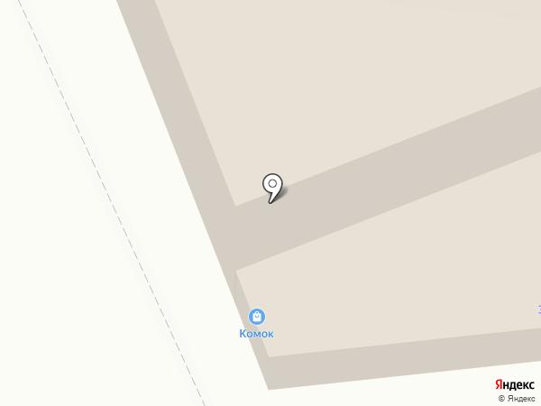 Платежный терминал, Московский кредитный банк, ПАО на карте Королёва