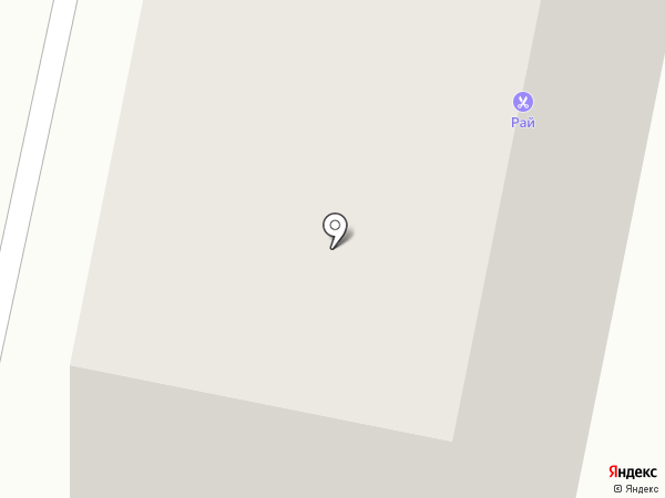 Реутовская торгово-промышленная палата на карте Реутова