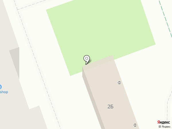 Магазин овощей и фруктов на карте Реутова
