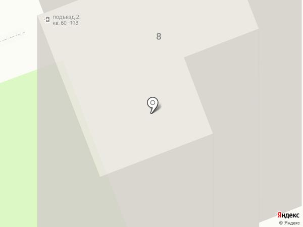 Ла Мед на карте Реутова