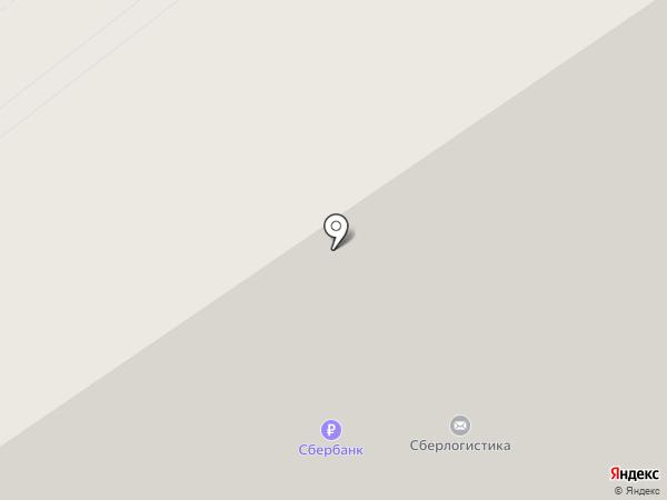 Сбербанк, ПАО на карте Котельников