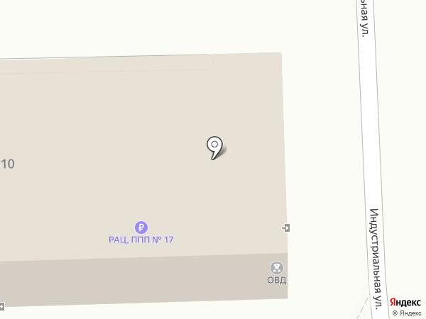 Расчетно-аналитический центр Старооскольского городского округа на карте Старого Оскола